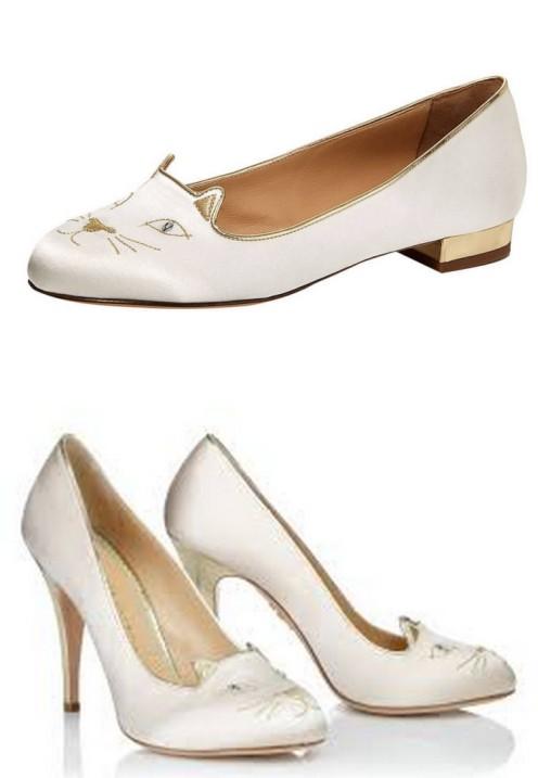 Zapatos gatito!!