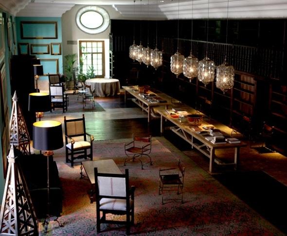 Biblioteca Parador de Corias