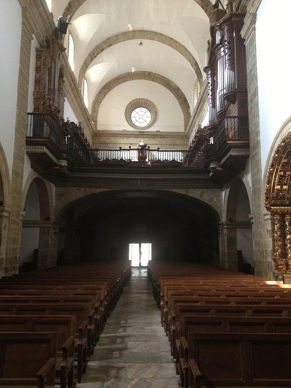 Iglesia Parador de Corias