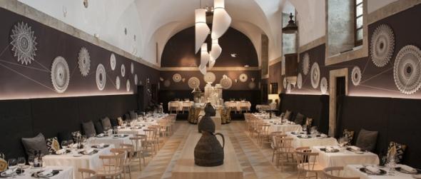 Restaurante Parador de Corias