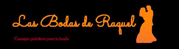 Logo Las Bodas de Raquel